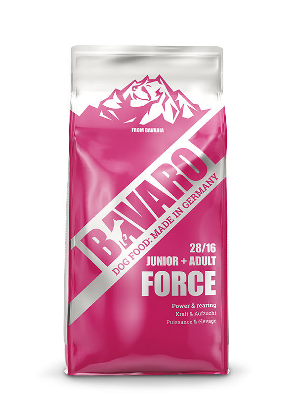 Bavaro Force Dog Food